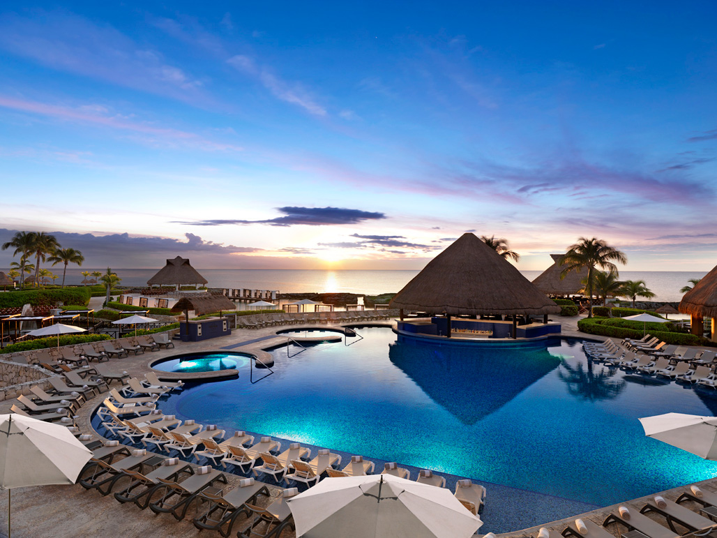 Hard Rock Hotel Riviera Maya Resort Credit