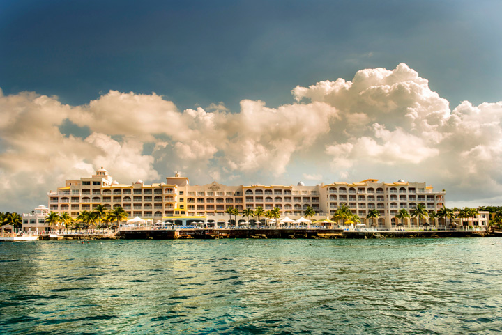 Cozumel Palace Resort Credit
